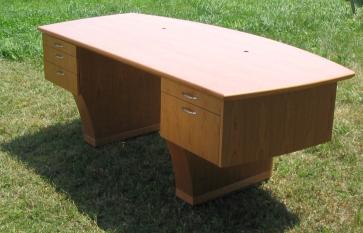 Desk, cherry