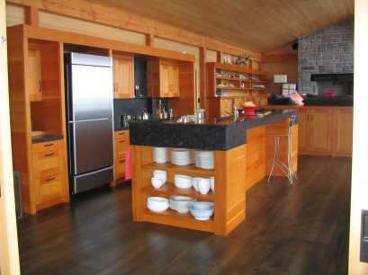 Georgian Bay cottage cabinetry