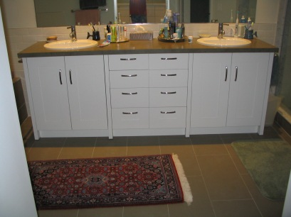 Lake Simcoe cottage cabinetry