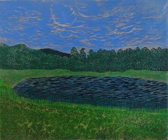 Millbrook Trout Pond