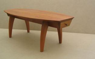 Coffee table, cherry
