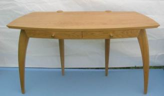 Writing desk, cherry